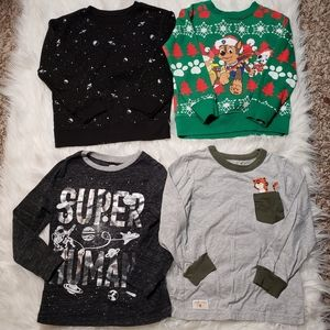 Caters, Nickelodeon, Old Navy, Garanimals Sweaters